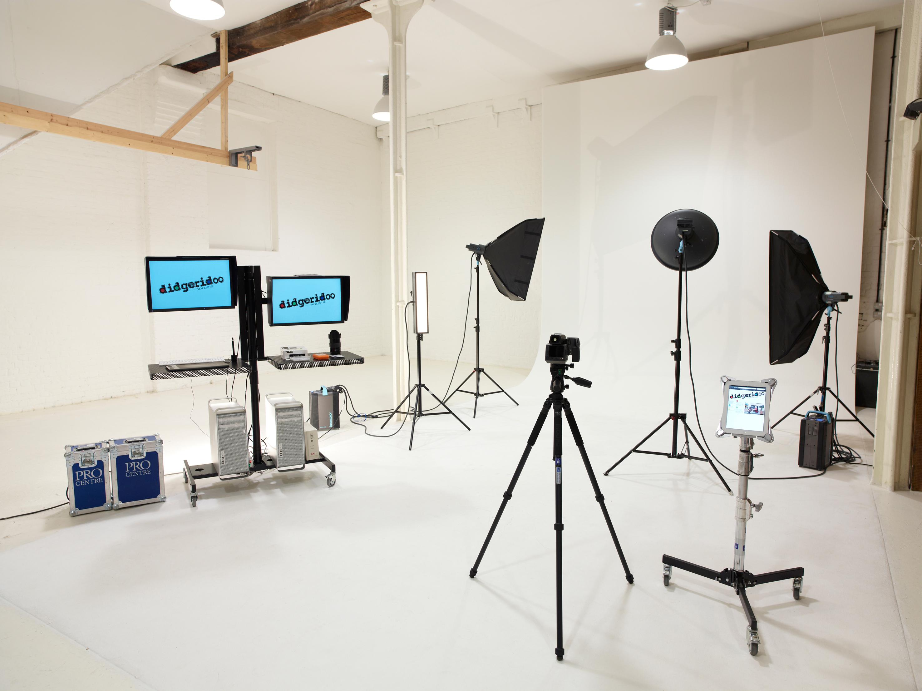 Hasselblad Studio open...